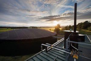 agriKomp Biogasanlage Biogastechnik BHKW