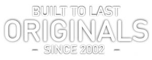 originals - built to las- since 2002