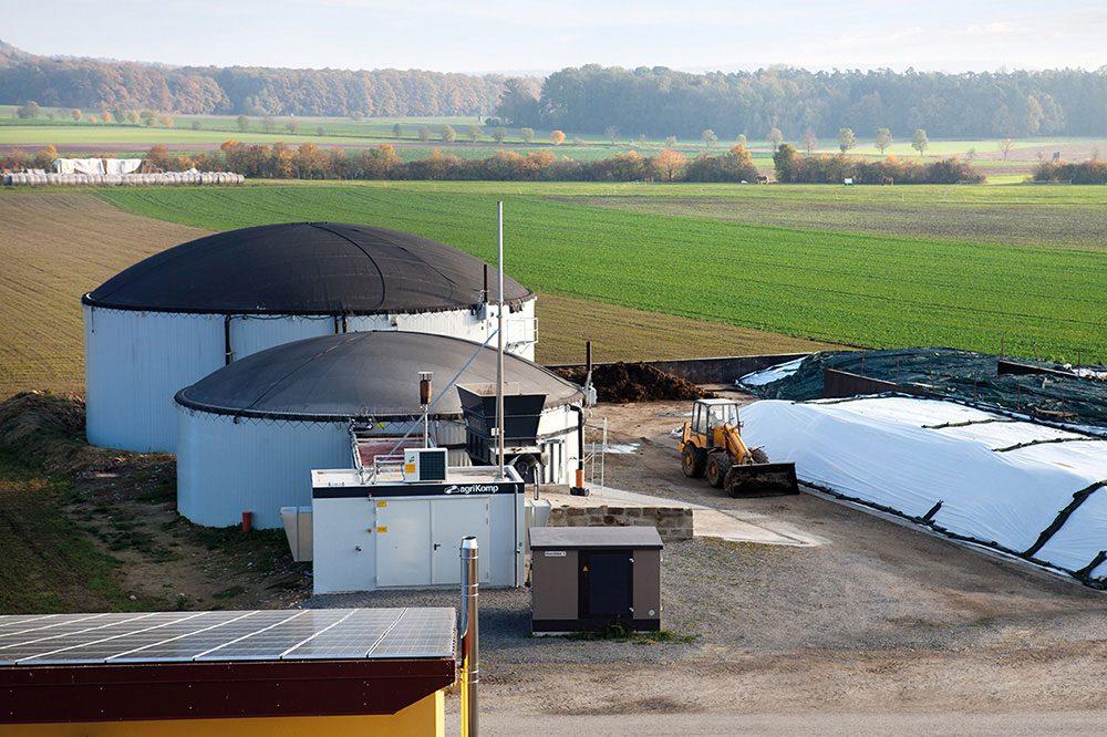 agriSelect Kleinanalge in Prichsenstadt, Deutschland