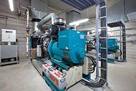 Individual Biogas Plant in Wollbrandshausen, Deutschland