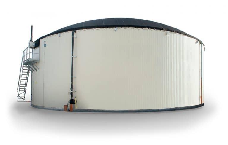Formprotect Biogasanlage Behälter
