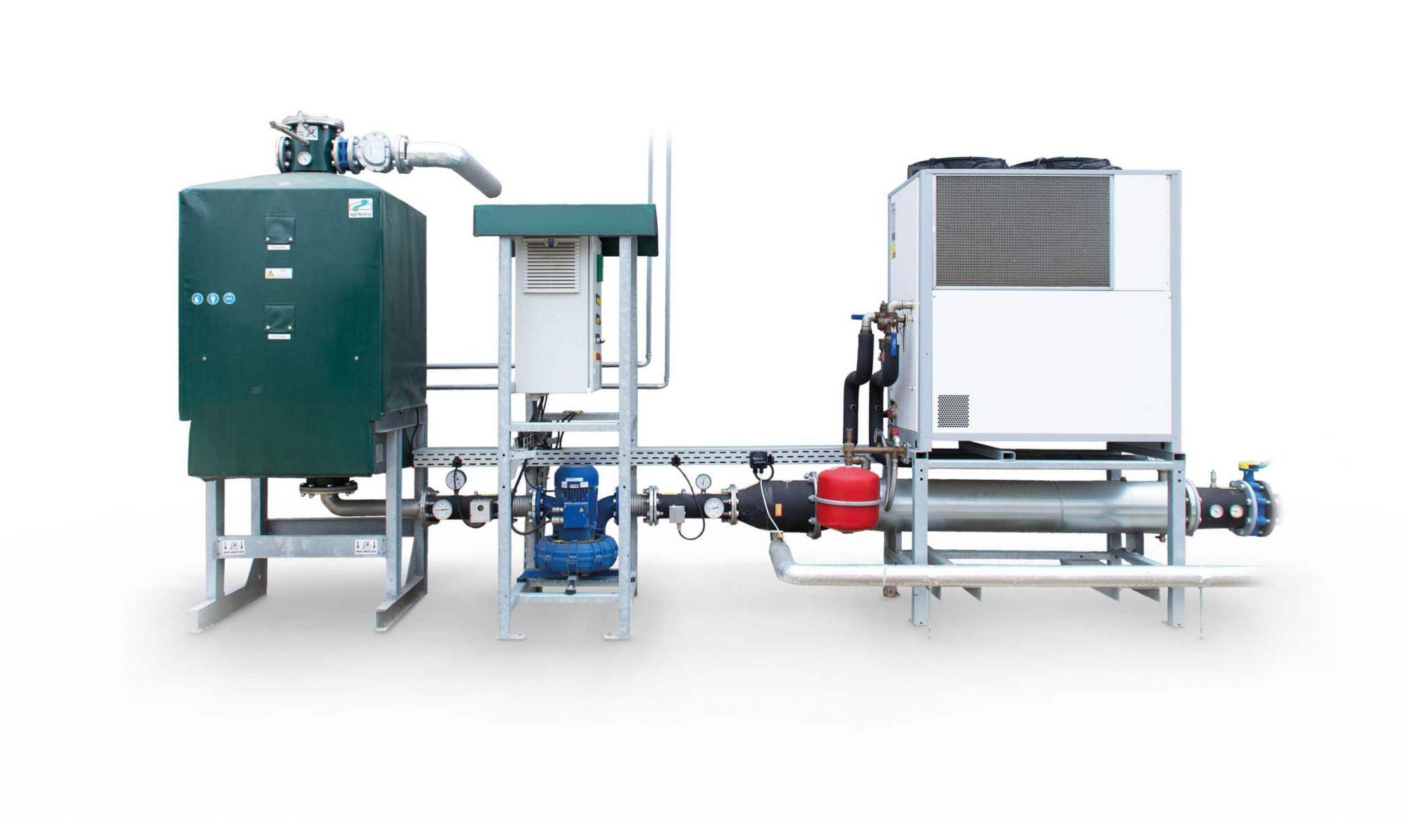 agriClean Biogas Gasreinigung